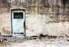 A door in the concrete