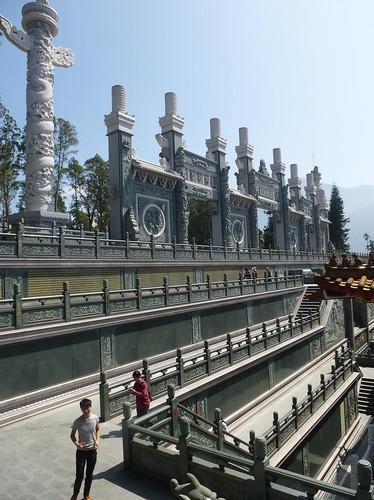 Ta-Sun Moon Lake-j2-est-Temple Wenwu (17)