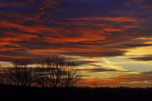 morning sun wales sunrise ceredigion morn