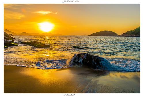 nature brasil riodejaneiro sunrise landscape nikon praiavermelha d7000 brasilemimagens