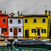 Burano panorama by Aaron Miller - Postcard Intellect
