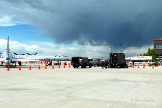 The 2013 B-17 Stopover In Denver