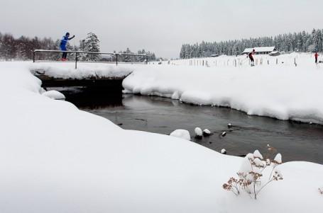 SNĚHOVÉ ZPRAVODAJSTVÍ: Vyjeďte do hor za posledním sněhem