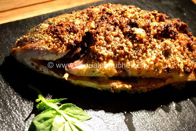 Dorade au Four Croustillante au Curry  © Ana Luthi Tous droits réservés 016