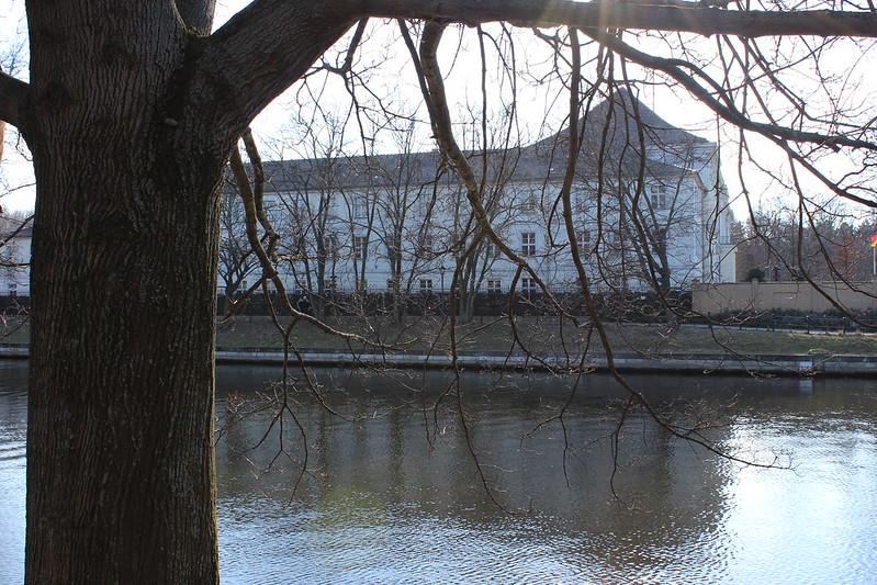 Schloss Bellevue - AgendaBerlim.com Foto Pacelli Luckwu