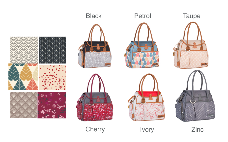 bolso maternal Style Bag