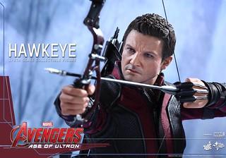 Hot Toys – MMS289 – 復仇者聯盟2:奧創紀元【鷹眼】1/6 比例 Hawkeye