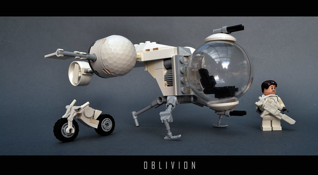 Oblivion Bubbleship set