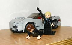 Lego Custom Bond, James Bond