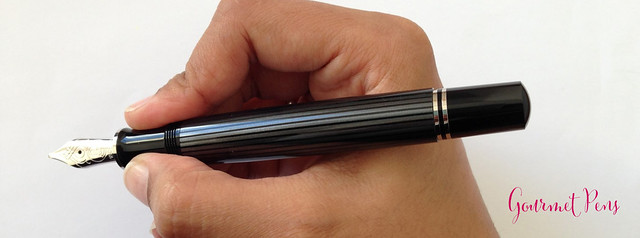 Review Pelikan Souverän M805 Stresemann Fountain Pen @AppelboomLaren (11)