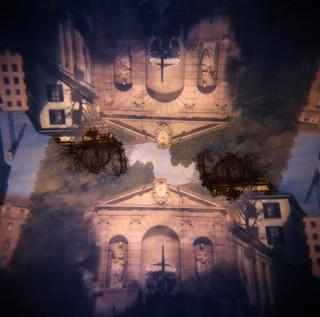 [La Mia Città] La Fontana dei Tritoni in Via Andegari