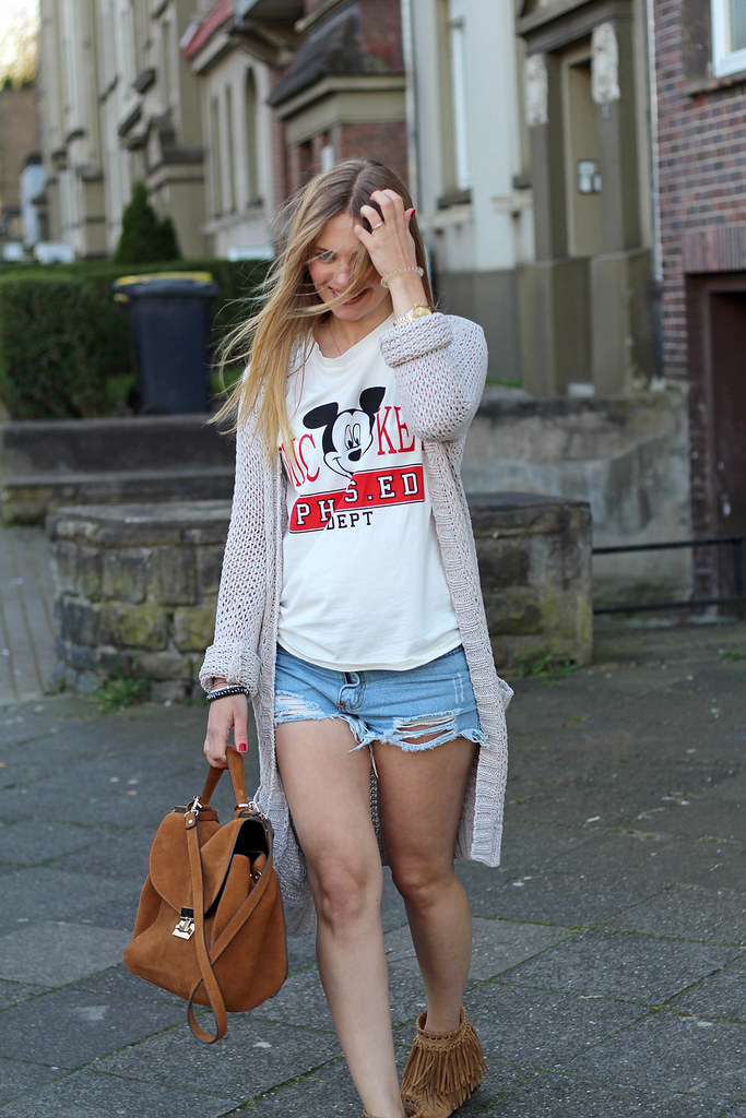 street food festival dortmund sheinside shorts mickey shirt