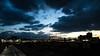 A storm looms...