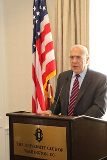Angel Gurria, Secretary-General of the OECD speaking at the Executive Council on Diplomacy