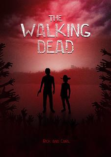 Rick & Carl Grimes - The Walking Dead