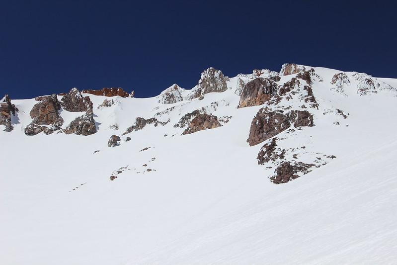 Trinity Chutes   Mount Shasta
