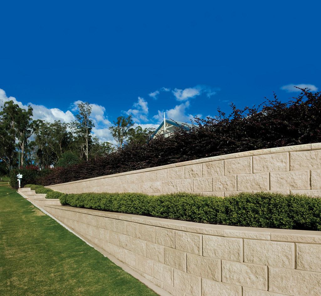 Austral Retaining Walls - Heron