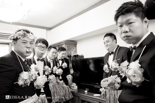 【高雄婚禮攝影推薦】婚禮婚宴全記錄:kiss99婚紗公司,網友都推薦的結婚幸福推手! (2)