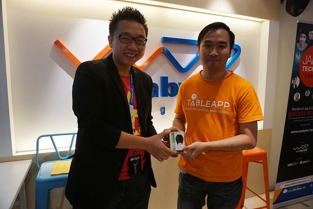 Chan Kee Siak and Benson Chang