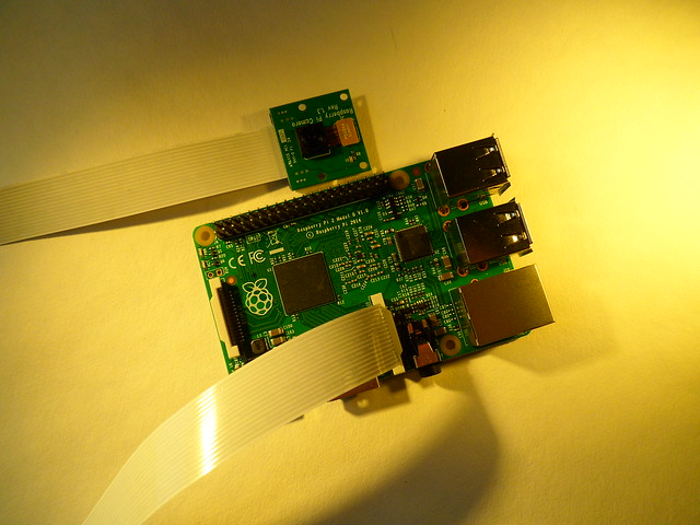 Getting to know the Raspberry Pi Camera and Pi     | element14