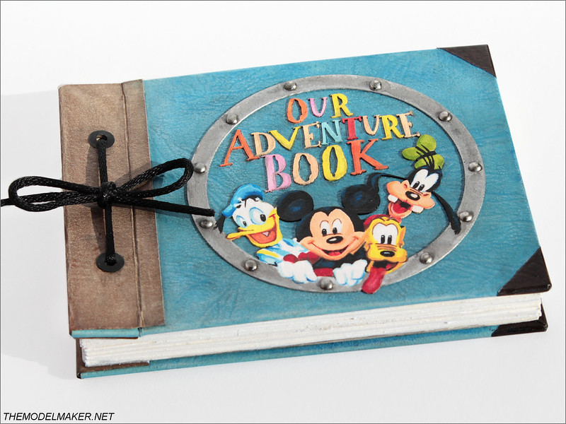 Disney Cruise Adventure Book
