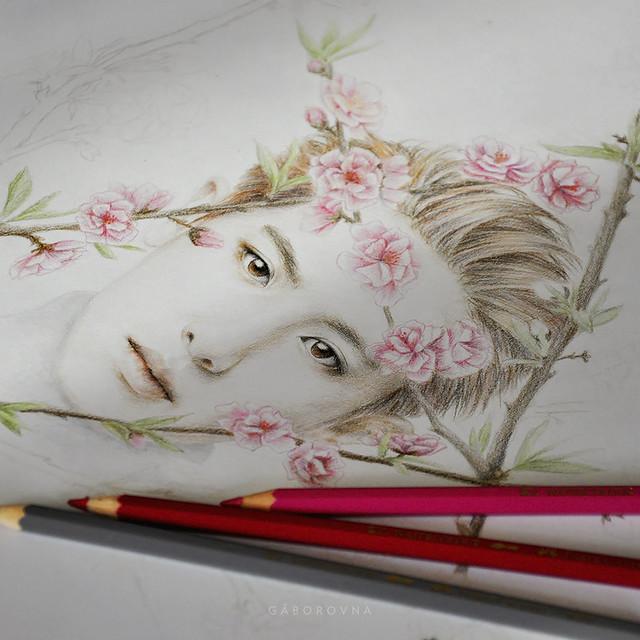 Peach Blossom (Chanyeol)