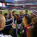 Revs Pregame Huddle vs. Real Salt Lake