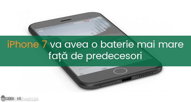 iphone 7 baterie mai mare