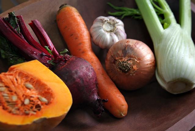 Sopa de Vegetales al Horno (1)