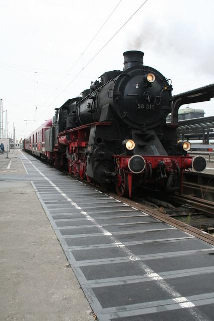 Zug der Erinnerung 2007