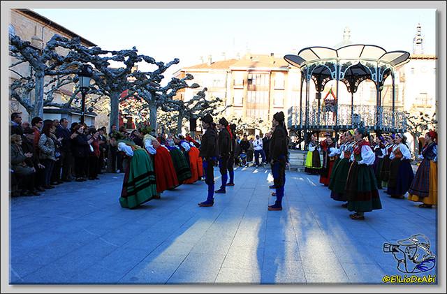 Danzas burgalesas Justo del Río en Briviesca (8)