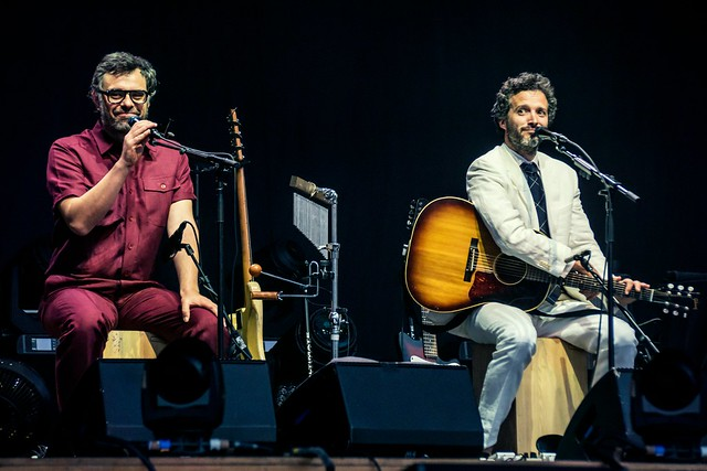 Jemaine Clement & Bret McKenzie, Flight of the Conchords