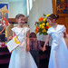 Twins 1st Holy Communion May 16