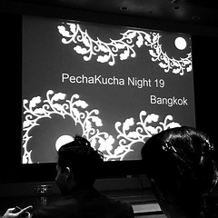 #yis1924 flashbacks at #pechakucha #bangkok with @guentheralex