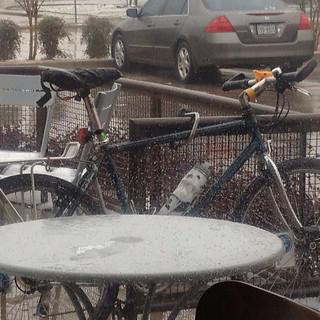 Winter Storm Bike