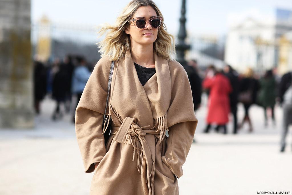 Adenorah at Paris fashion week