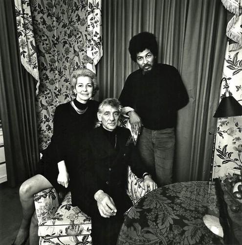 Felicaie Leonard Bernstein