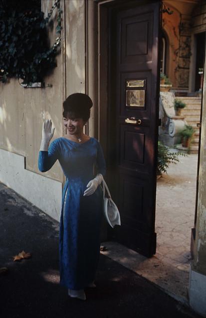 Madame Nhu (1963) by John Leongard