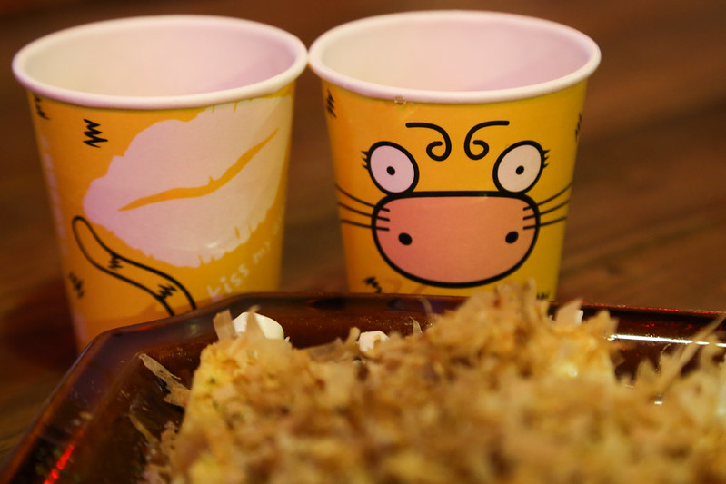 【南投美食】利元居酒屋,妖怪村美食餐廳,讓人又愛又辣的超辣地獄拉麵