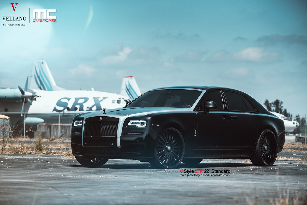 Vellano Vtp Standard L Rolls Royce Ghost Teamspeed Com