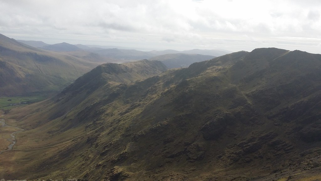 Red Pike and Yewbarrow #sh