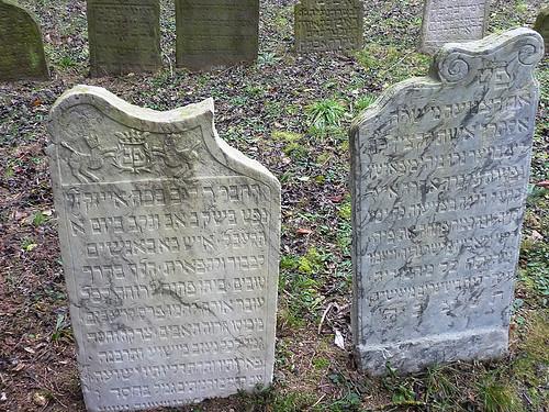 Židovský hřbitov v Humpolci aneb Vyprávění o Kafkovi a Mahlerovi
