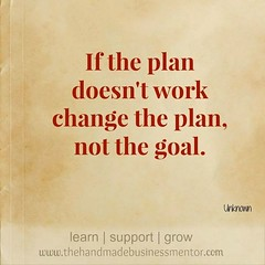 Here at Innovative Marketing we understand plans always change. There is nothing wrong with that as long as you stick to the main goal! #HappyMonday #GoalSetting