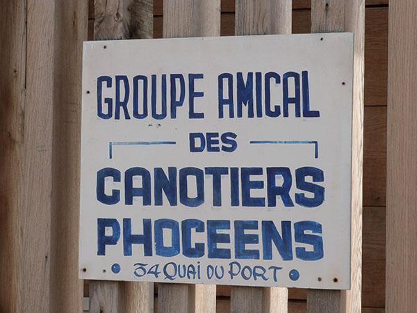 groupe amical des canotiers phocéens