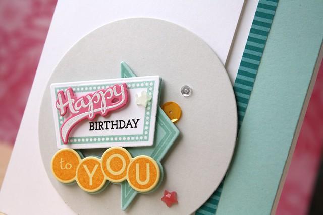 PTI-Retro Style Birthday