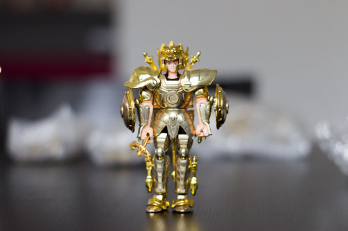 Saint Seiya - Chevaliers d'or - Dohko - Balance