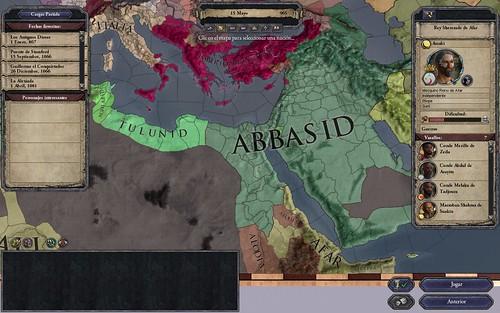 [Crusader Kings II] AAR. La dinastía Assabi (Capítulo VIII)