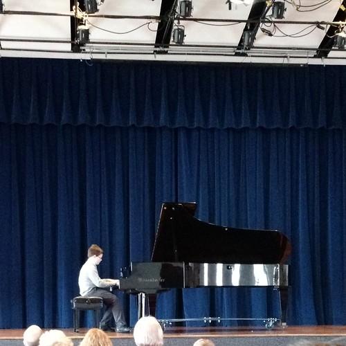 March 14 2015 Clark piano festival