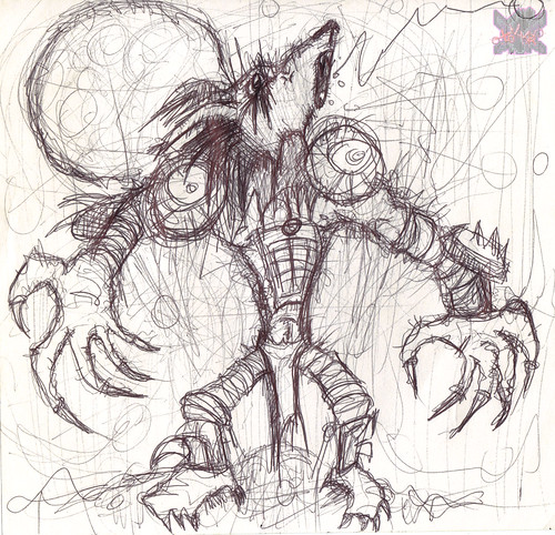 "terrible2z.com :: Abandoned ""RAHZAR"" art (( 2000 ))"