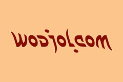 ambigram sexy women wodjol